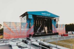 Festival Sunset Valley - Instalación Eléctrica